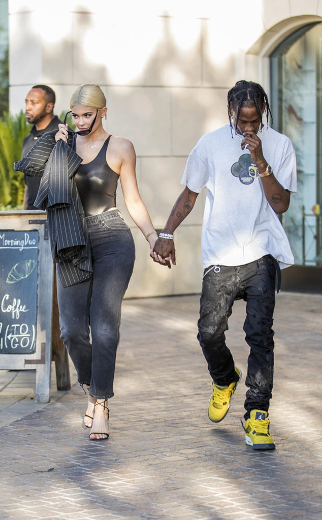 How Travis Scott Ended Up Being the Perfect Partner for Kylie Jenner
