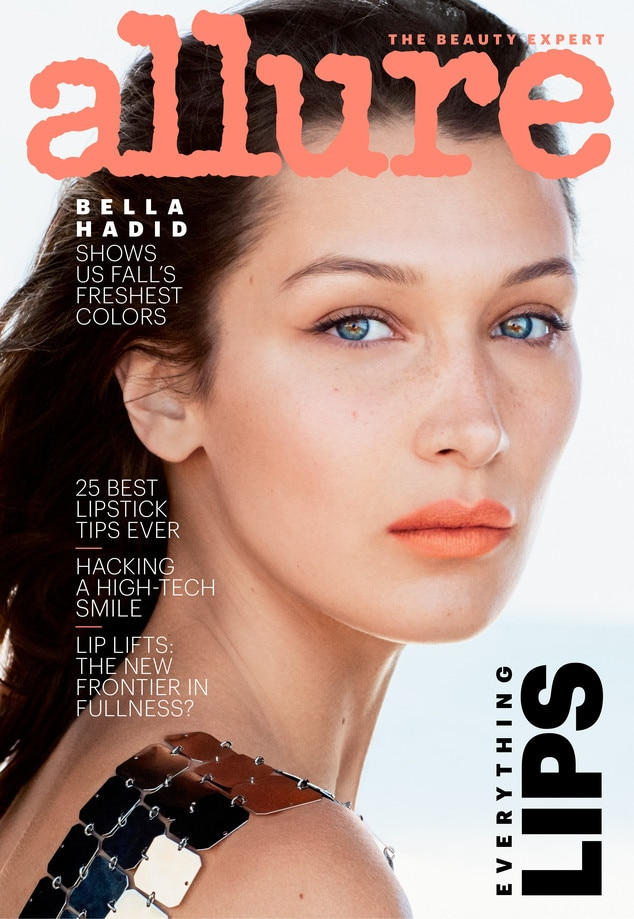 Bella Hadid, Allure