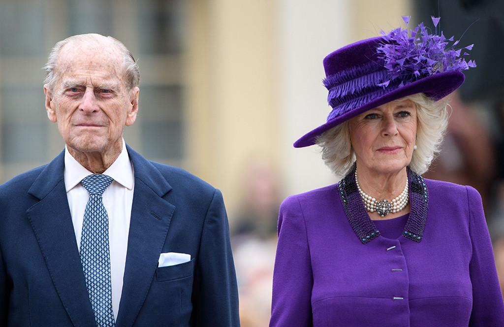 Prince Philip, Camilla Duchess of Cornwall