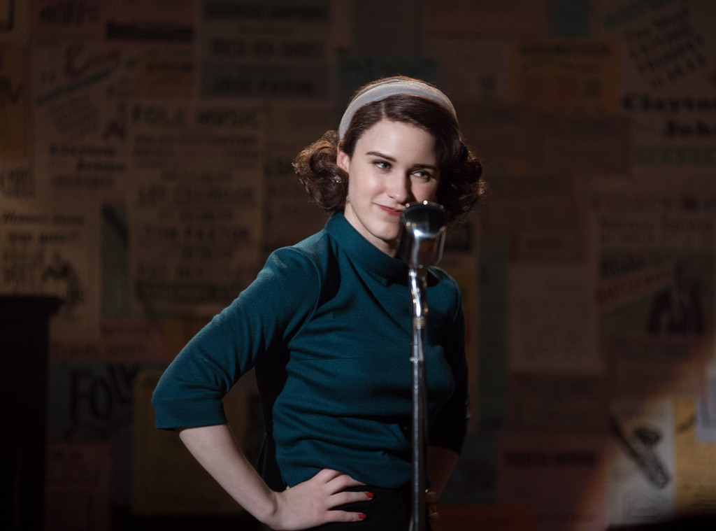 For just about anybody... - The Marvelous Mrs. Maisel  is so pleasing, both with its visuals—the costumes are stunning—and with its content. Rachel Brosnahan  is a revelation as the titular Midge Maisel, a housewife who embarks on a career in standup comedy.