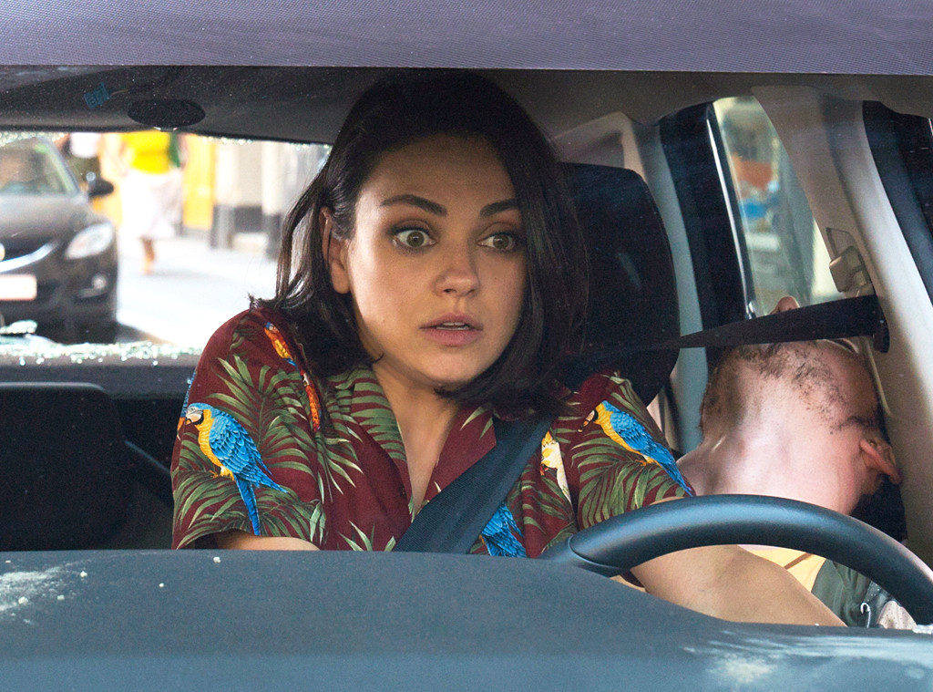 Mila Kunis, The Spy Who Dumped Me