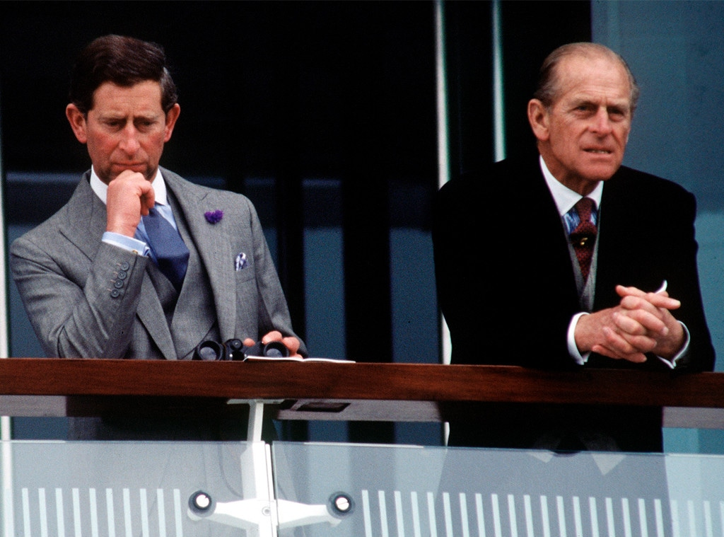 Prince Philip, Prince Charles, 1993, Widget