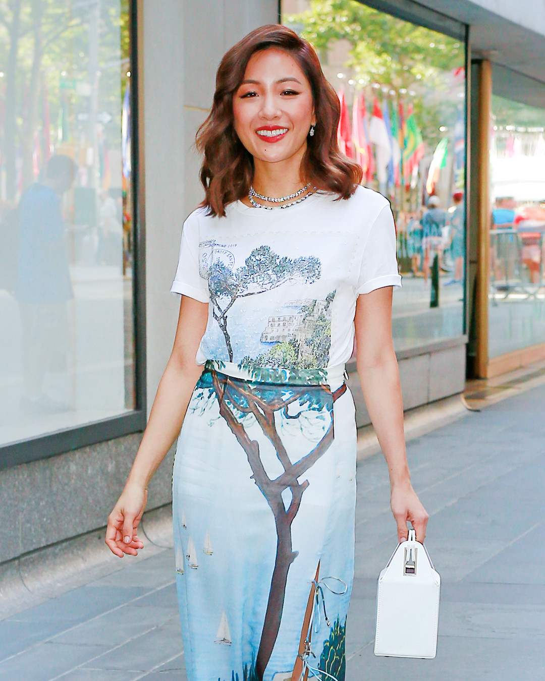ESC: Best Dressed, Constance Wu
