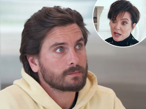 Kris Jenner Scolds Scott Disick After He &quot;F--ks Up&quot; in Miami on <i>KUWTK</i>