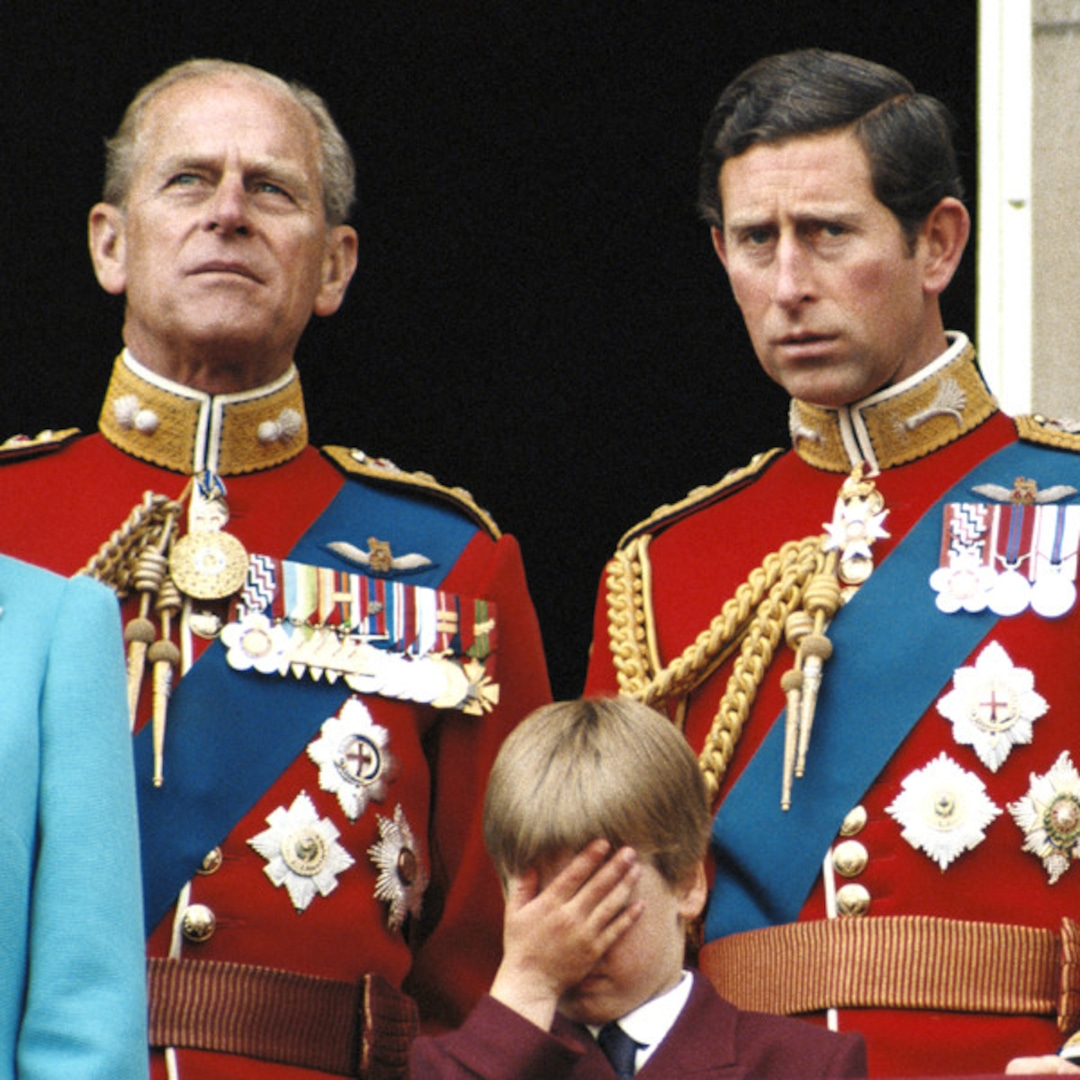 Prince Philip and Prince Charles' Complicated Relationship: Honor, Loyalty and Tangling Over Life Choices