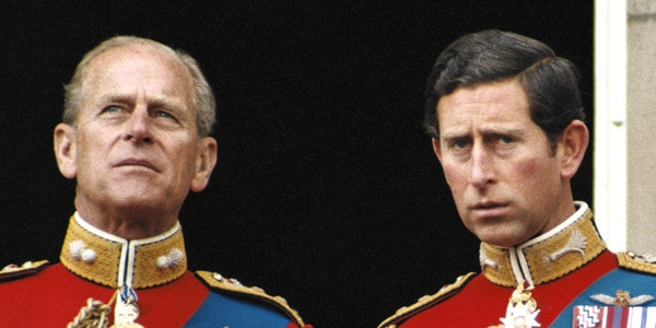 ecd10e1a1c5 Tangling Over Princess Diana, Camilla and Being a Man's Man: Prince  Charles' Complicated Relationship With Prince Philip | E! News