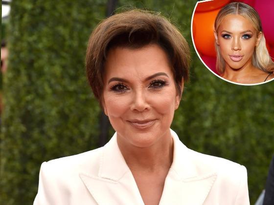 Kris Jenner Addresses Model Tammy Hembrow's Hospitalization at Kylie Jenner's 21st Birthday Party