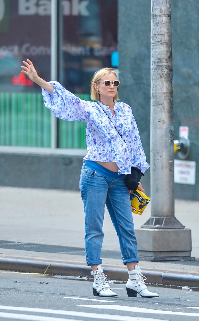Diane Kruger, **NO WEB UNTIL 12PM EASTERN AUGUST 16, 2018**
