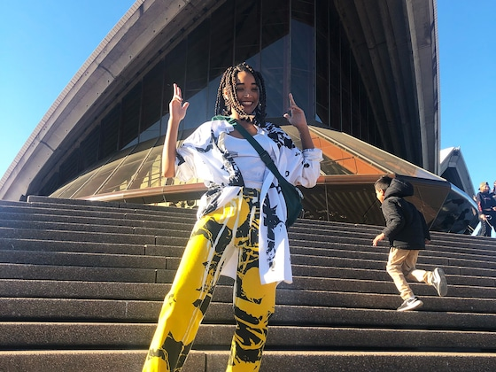Amandla Stenberg's NSFW Observation About the Sydney Opera House Will Change the Way You Look at It Forever