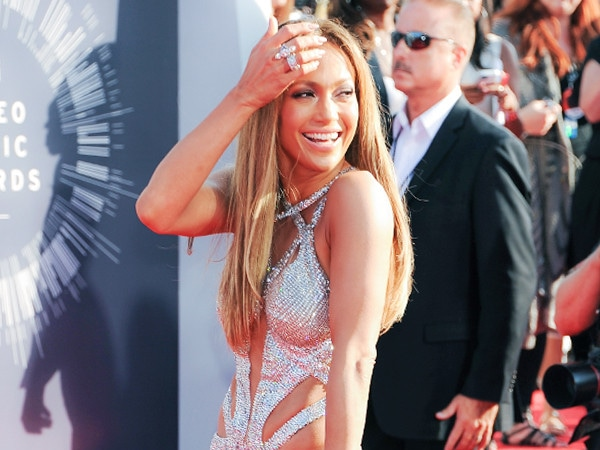 7 Times Jennifer Lopez Wore a Super-Sexy Outfit to the MTV VMA Awards