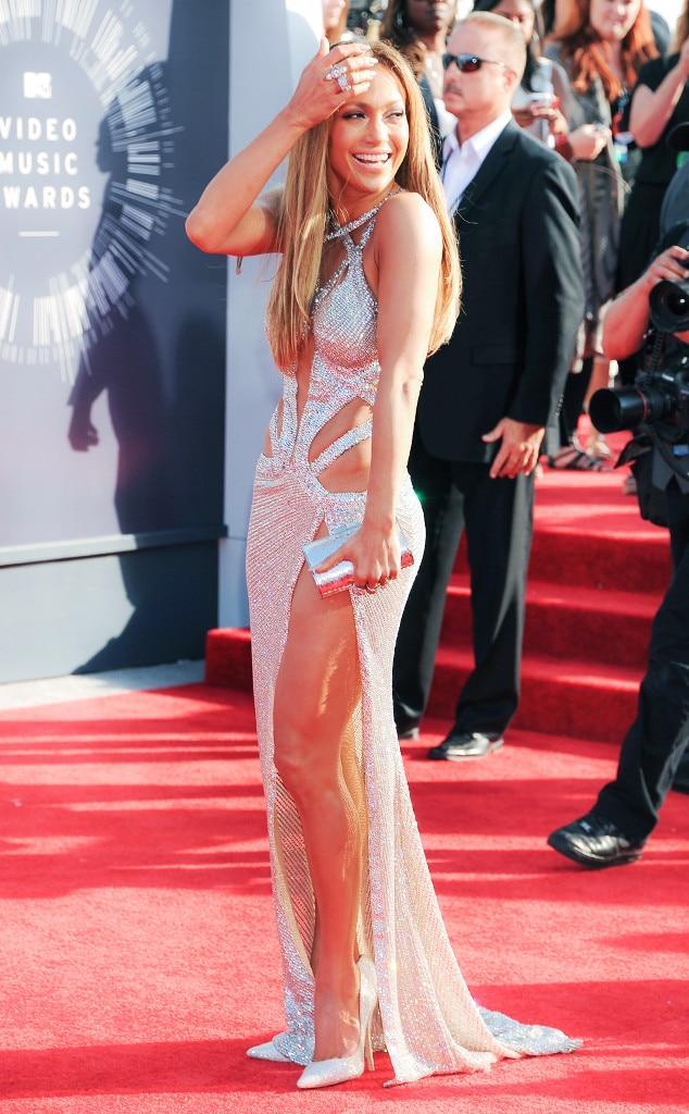 Shining Star From Jennifer Lopezs Best Looks  E News-4447