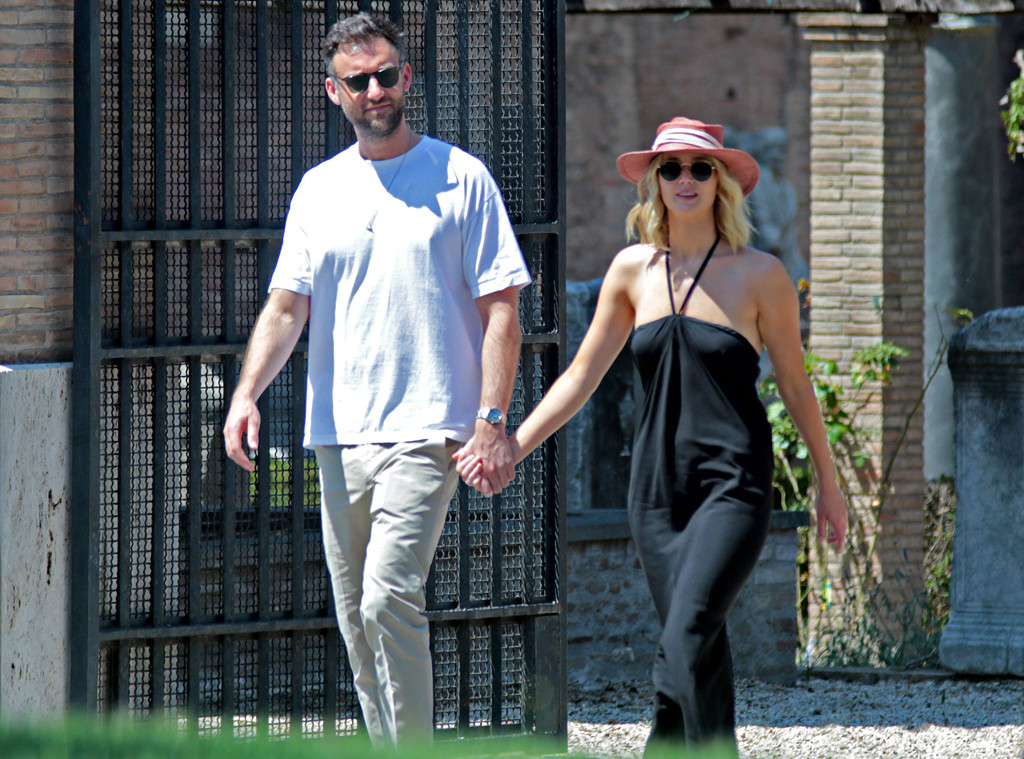 All the Details on Jennifer Lawrence and Cooke Maroney's ...