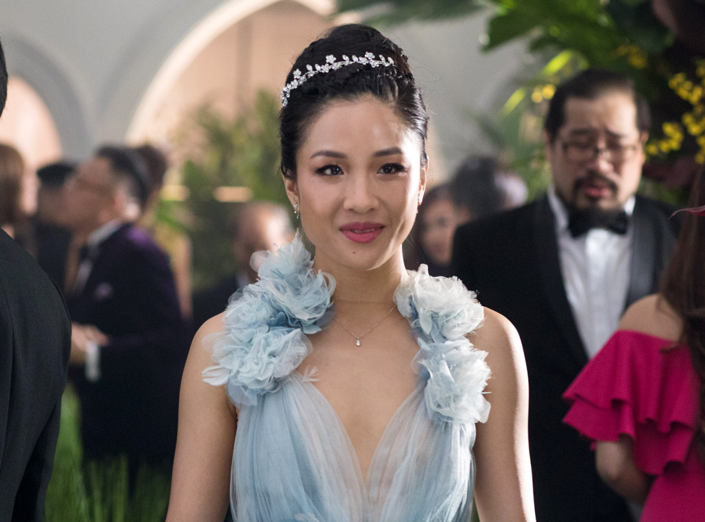 Constance Wu, Crazy Rich Asians