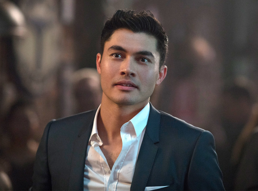 Henry Golding, Crazy Rich Asians