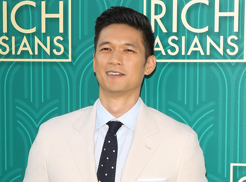 Harry Shum Jr., Crazy Rich Asians Premiere