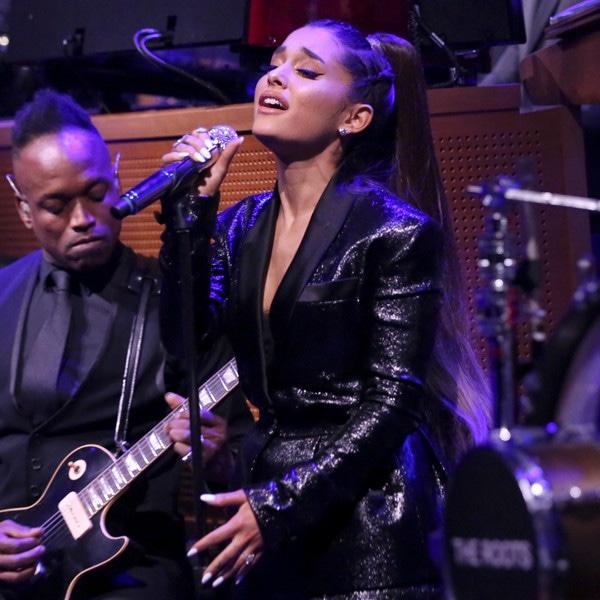 Ariana Grande, The Tonight Show
