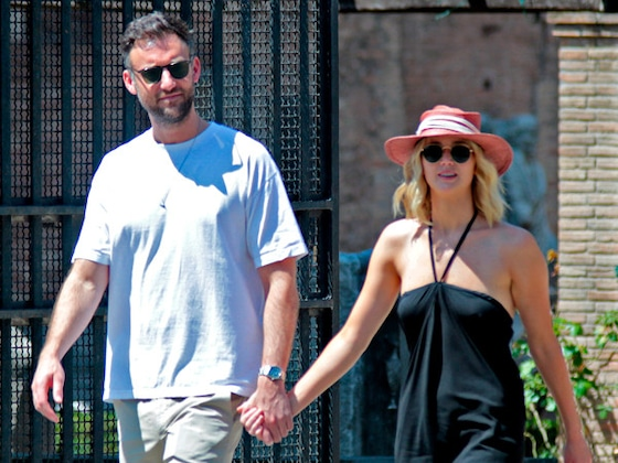 All the Details on Jennifer Lawrence and Cooke Maloney's Romantic Rome Getaway
