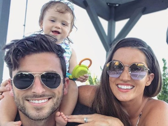 Inside Jade Roper and Tanner Tolbert's First Year of Parenthood