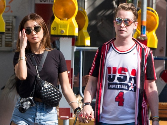 Macaulay Culkin and Brenda Song Take Their Romance to Berlin for Private Getaway
