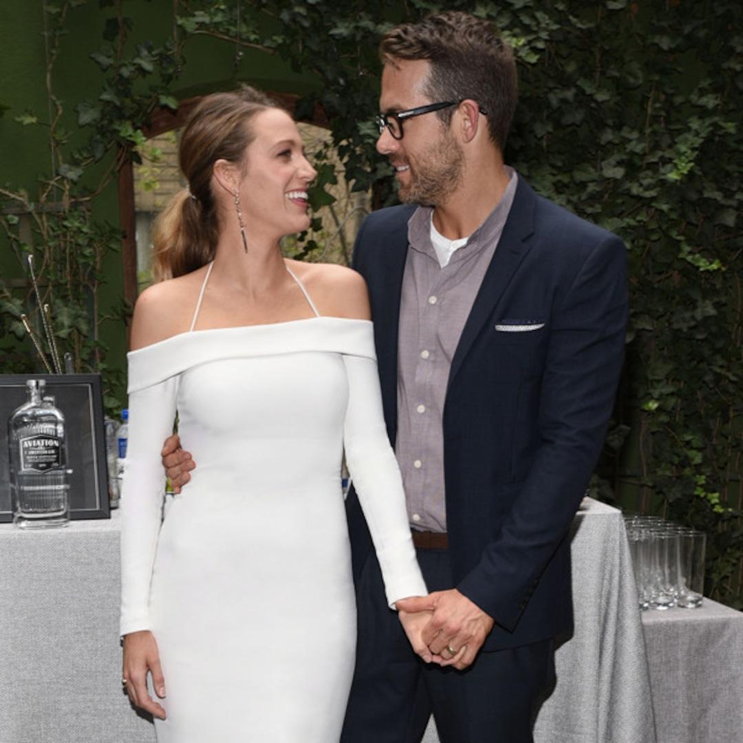 Blake Lively & Ryan Reynolds' Plantation Wedding Banned ...
