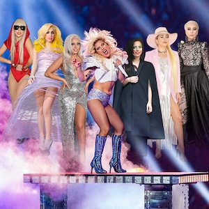 Lady Gaga, 10 Year Fame Anniversary Feature