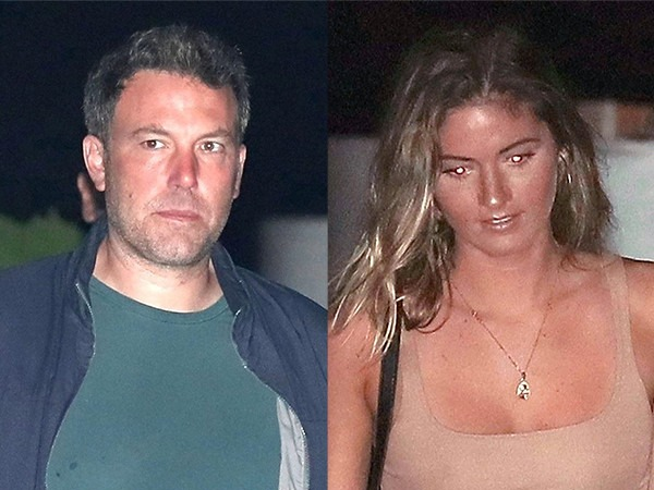 Ben Affleck Spotted on Date With <i>Playboy</i> Model Shauna Sexton