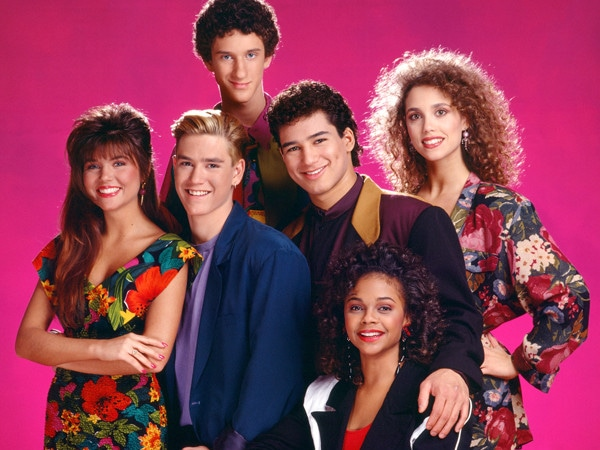 Celebrate Tiffani Thiessen's Birthday with Her Best Kelly Kapowski <i>Saved by the Bell</i> Moments