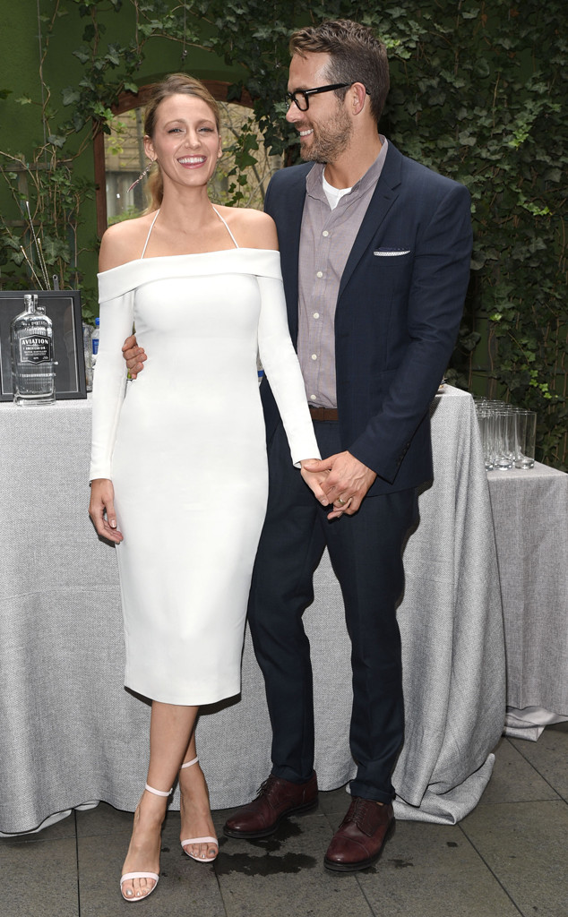 Ryan Reynolds Teases Blake Lively After She Posts Risqué ...