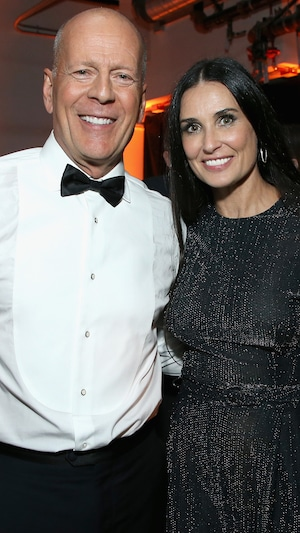 Demi Moore, Bruce Willis, Comedy Central Roast