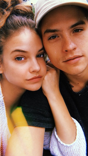 Dylan Sprouse, Barbara Palvin, Budapest