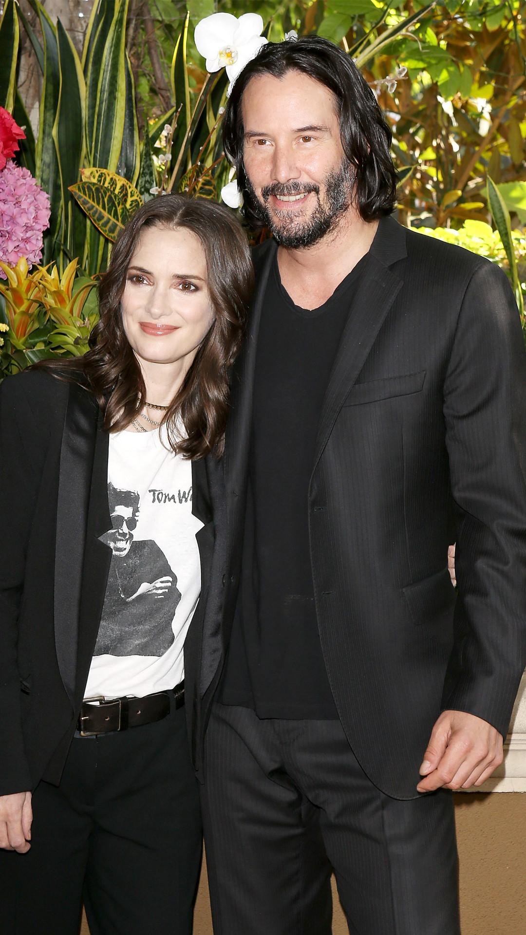 Winona Ryder, Keanu Reeves