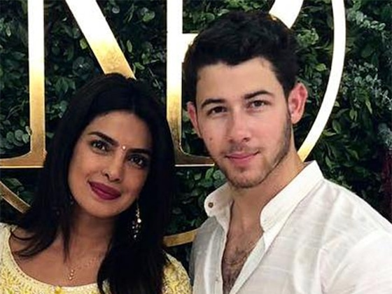 Inside Priyanka Chopra and Nick Jonas' Engagement Celebration in India