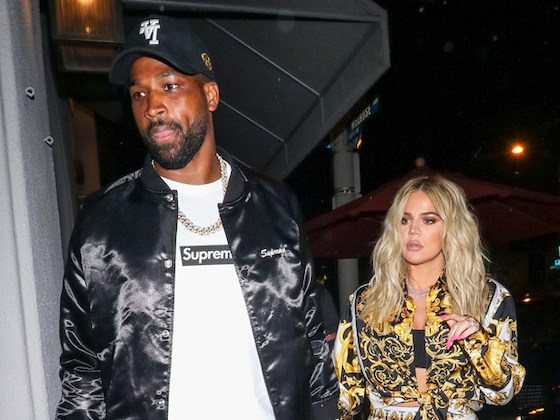 Khloe Kardashian and Tristan Thompson Enjoy Date Night in L.A.