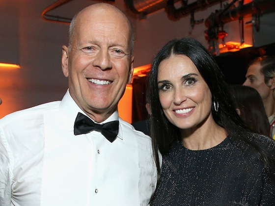 Bruce Willis and Demi Moore Reunite for Daughter Rumer Willis' 30th Birthday