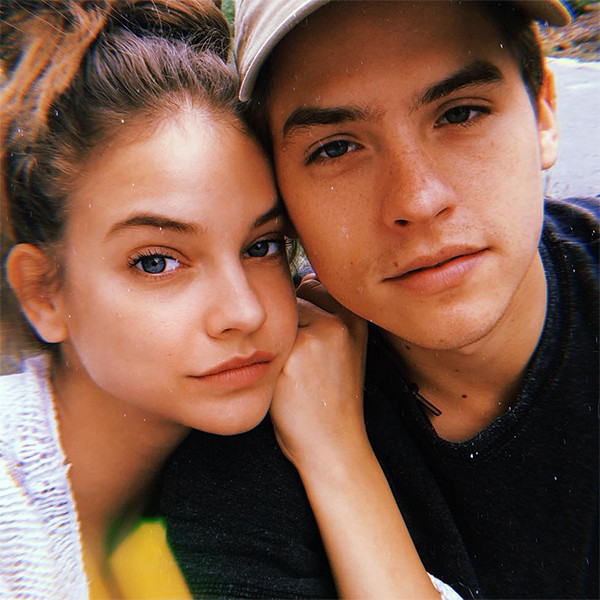 Dylan Sprouse and Barbara Palvin Just Took a Major Step in Their Relationship
