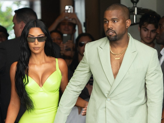 "Kim Kardashian Says Kanye West Made Her More ""Private"""