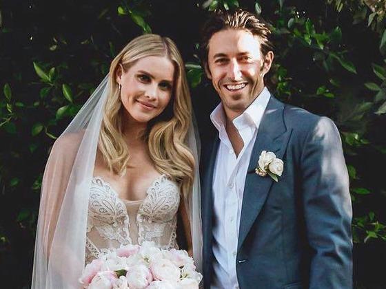 <i>The Originals</i>' Claire Holt Marries Andrew Joblon