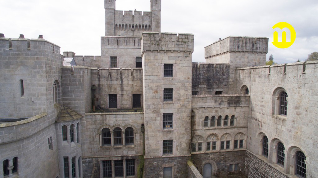 Gosford Castle, Game of Thrones Castle, GOT Castle, Riverrun