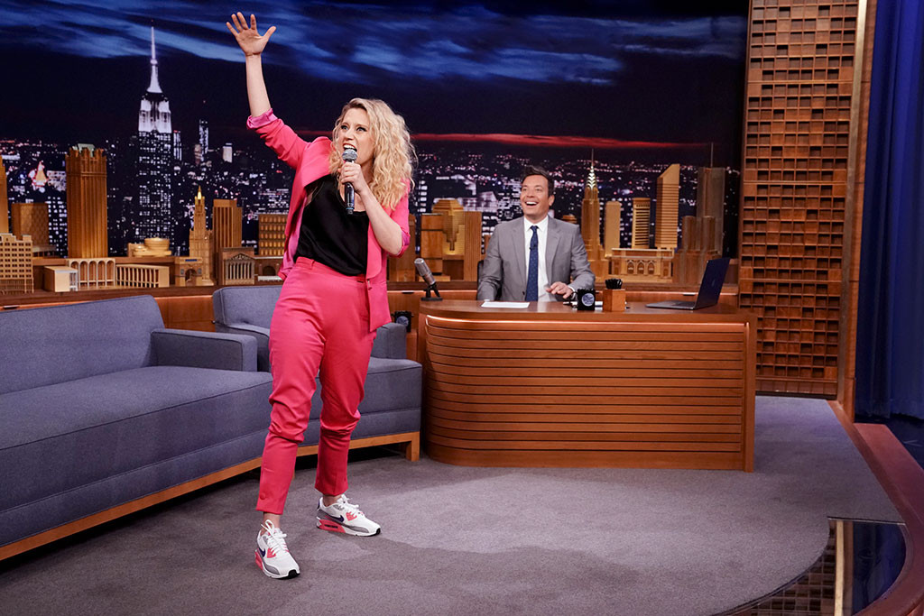 Kate McKinnon, The Tonight Show, rap