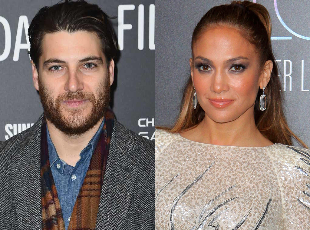 Adam Pally, Jennifer Lopez