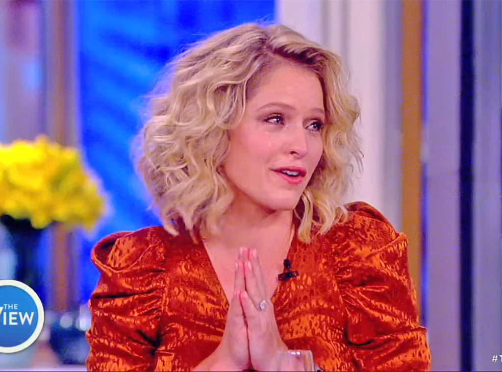 Sara Haines, Last Day on The View