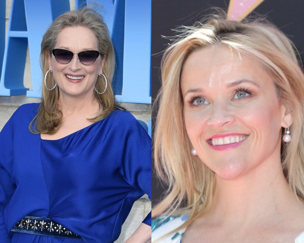 Reese Witherspoon, Meryl Streep