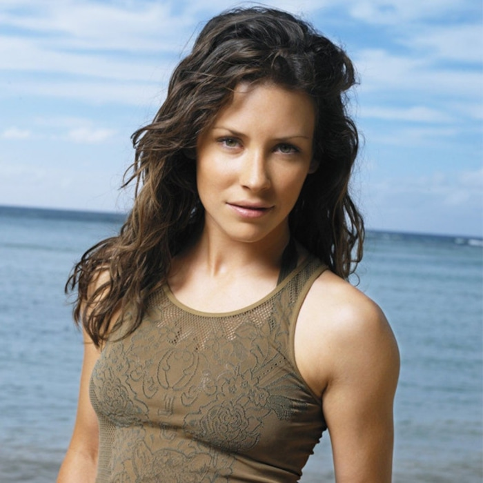 Lilly evangeline who is Evangeline Lilly's