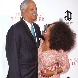 Educator Stedman Graham, Oprah Winfrey