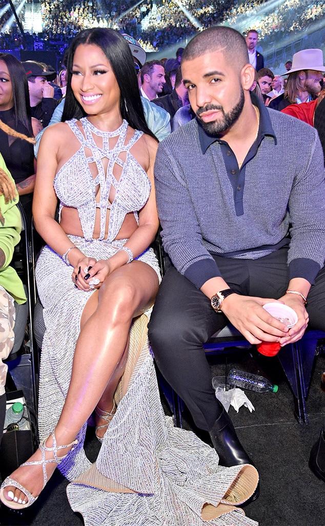 Drake και Νίκι Μινάζ dating 2013