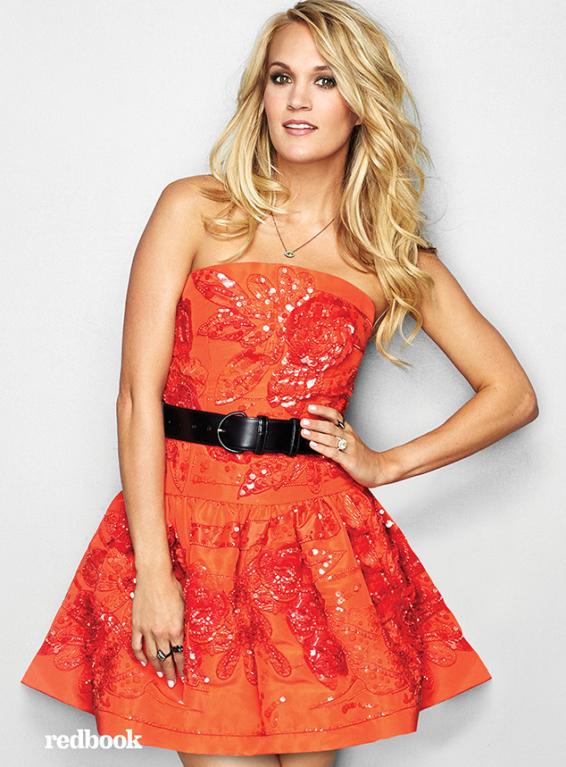Carrie Underwood, Redbook