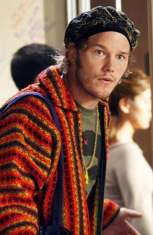 Chris Pratt, The O.C.