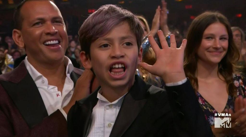 Jennifer Lopez, 2018 MTV Music Video Awards, VMAs