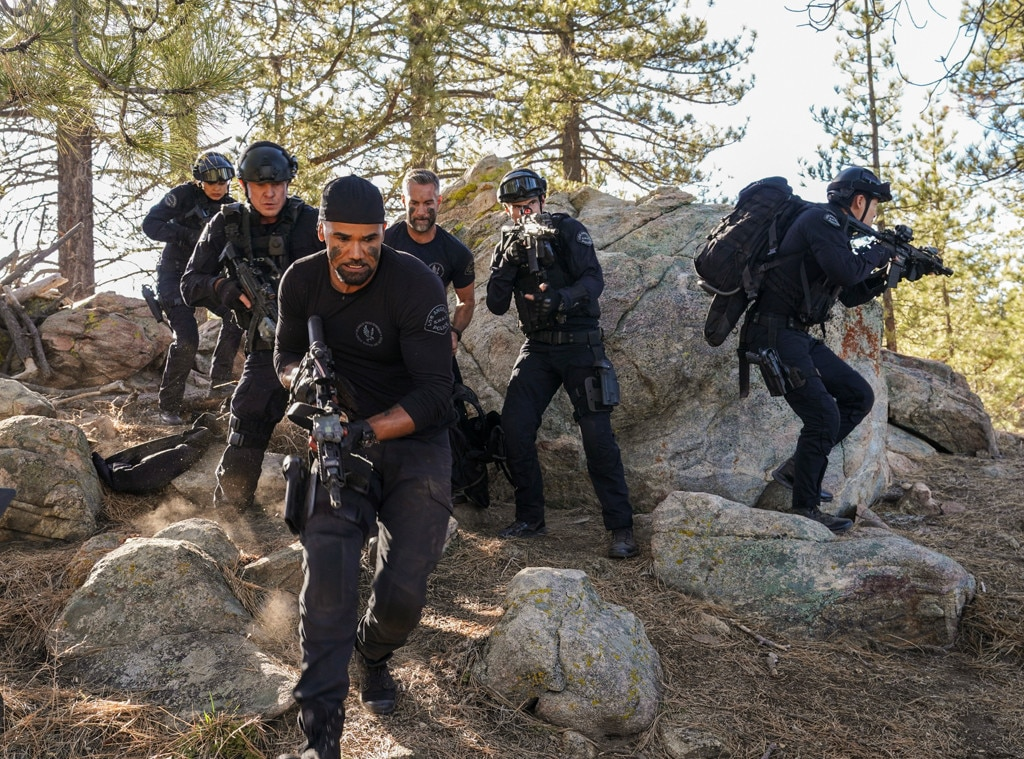 S.W.A.T. Shemar Moore
