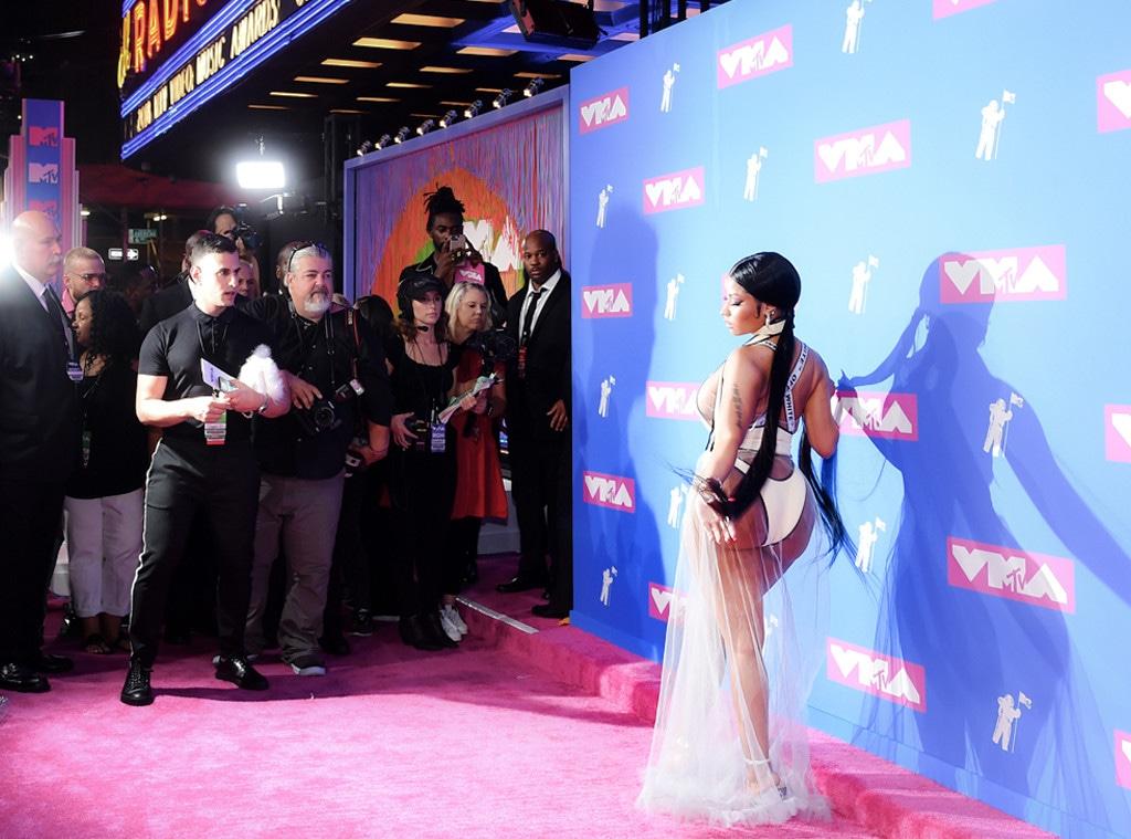 Nicki Minaj , MTV Video Music Awards, VMA's